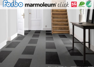 Marmoleum Click 60x30cm